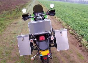 ארגזים לקטנועים