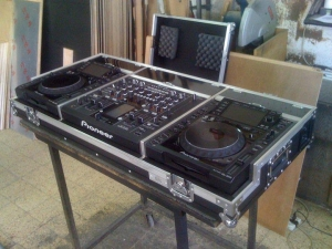 פלטות DJ