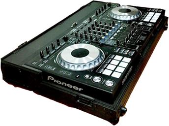 מצטיין פלטת dj, פלטה מותאמת אישית עבור DJ's זה אנחנו - מוטי בוקס QT-37